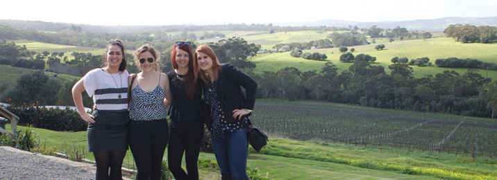 A Wine Tasting Tour for the Birthday Girl!